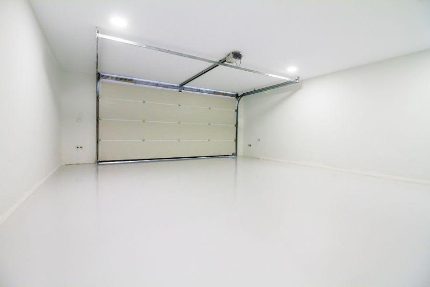 2 car garage Sierra de Altea villa for sale