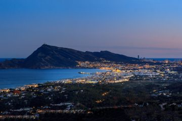 Sierra de Altea villa for sale