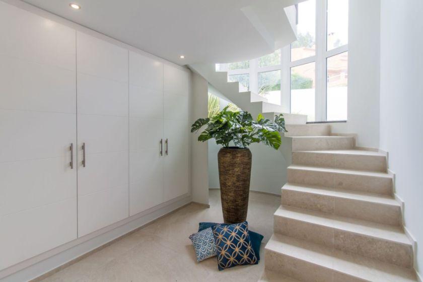 hallway Sierra de Altea villa for sale