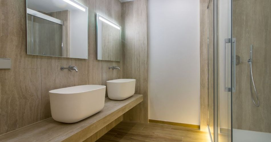 bathroom Sierra de Altea villa for sale