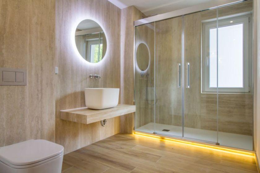 bathroom Sierra de Altea villa for sale