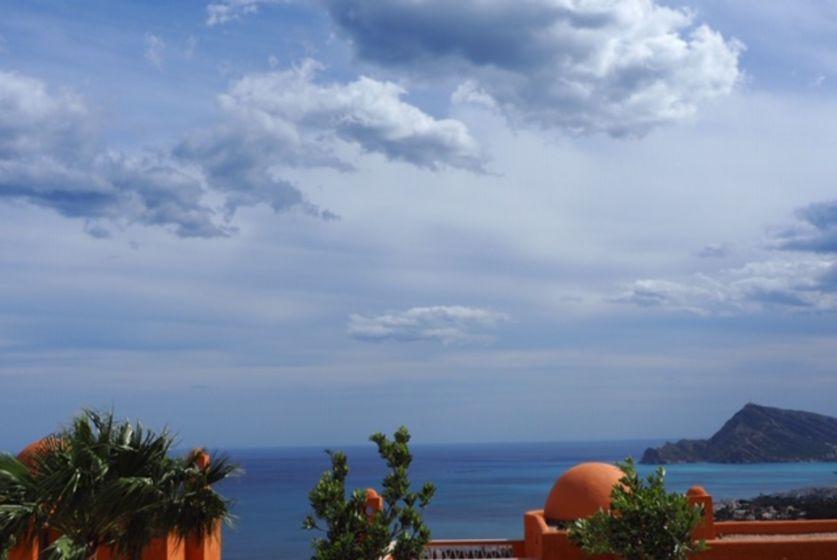 view Sierra de Altea villa for sale