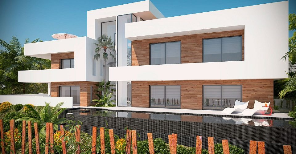 Construction New Build Altea