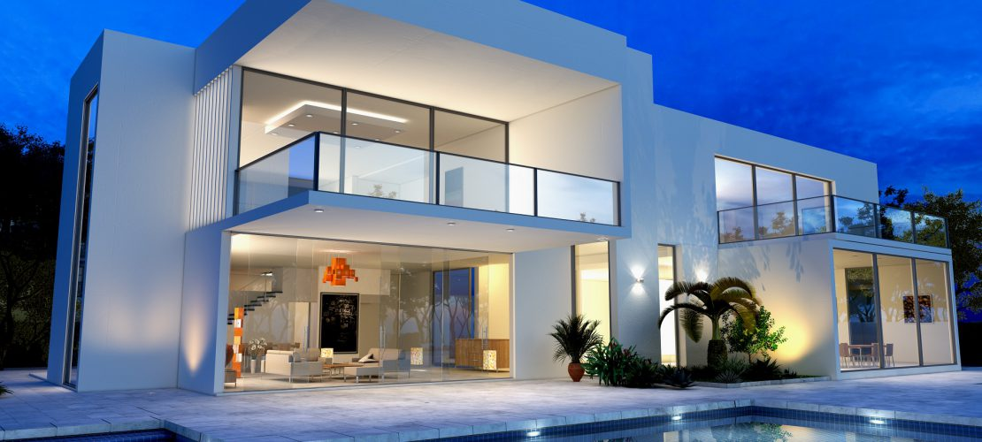 Project Management Costa Blanca Villa design