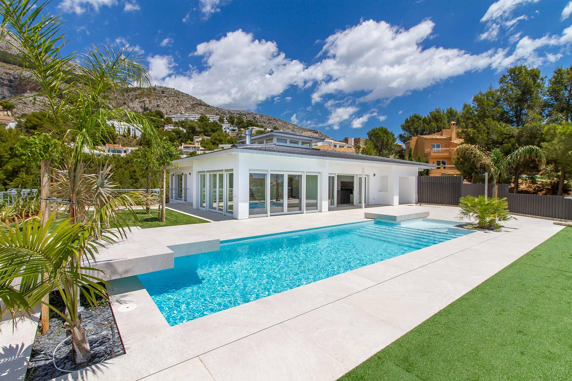 Sierra de Altea villa for sale