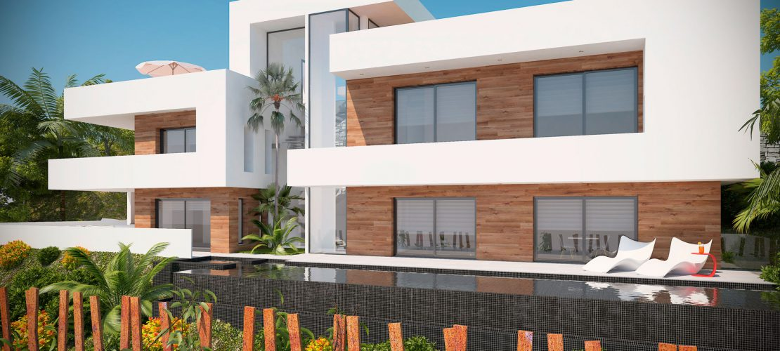 New Build Construction Altea
