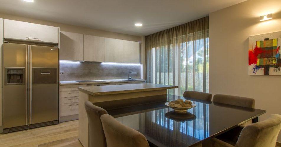 kitchen Sierra de Altea villa for sale